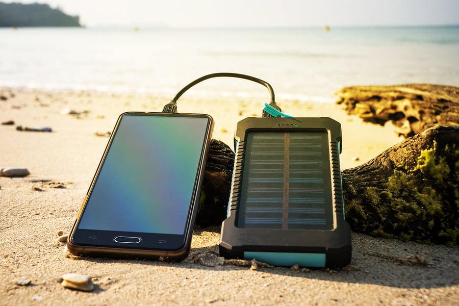 solar charger gsm