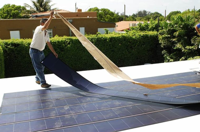 problems with flexible solar panels