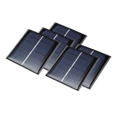 Tiny Solar Cells