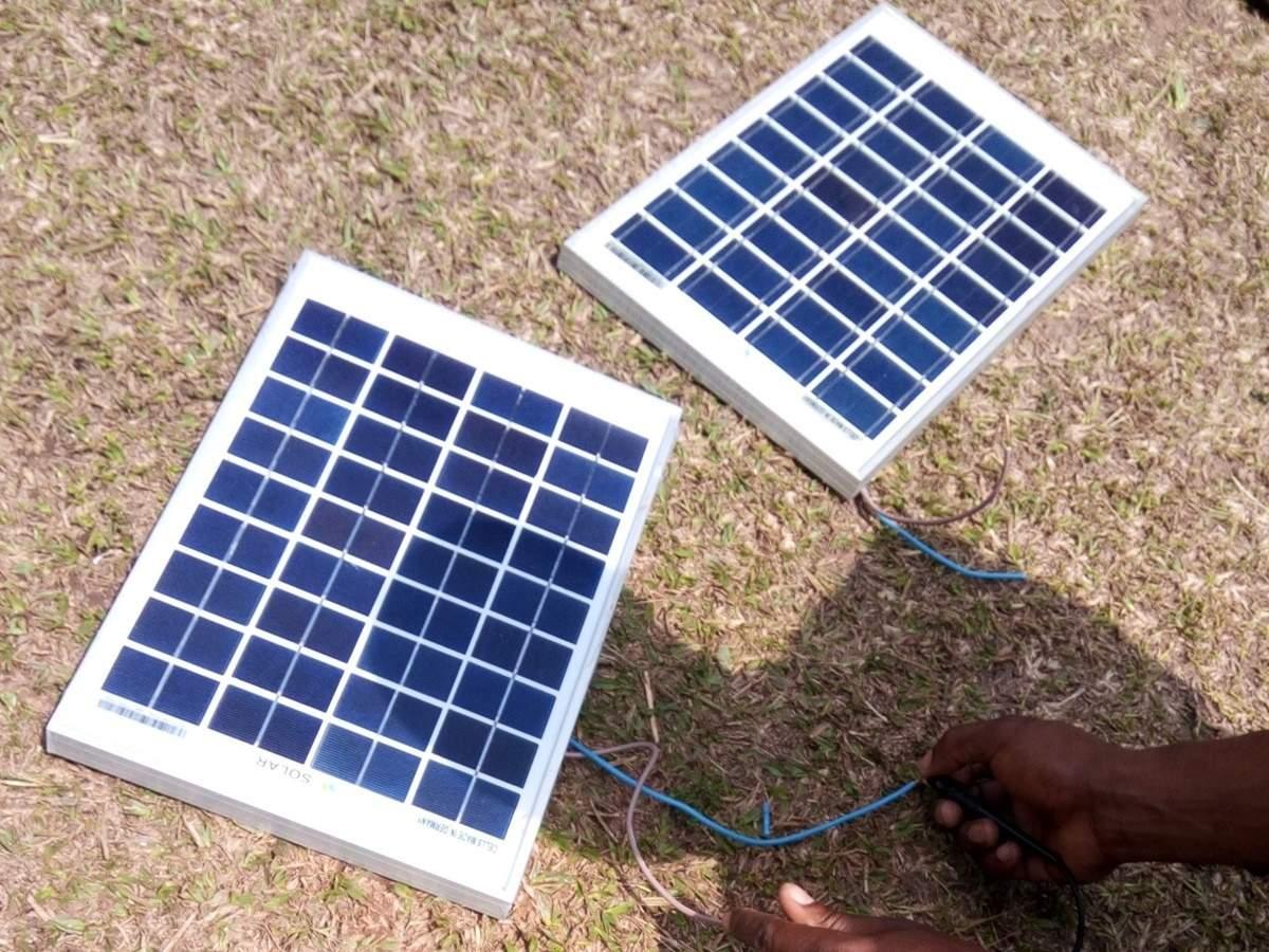 Tiny Solar Panels