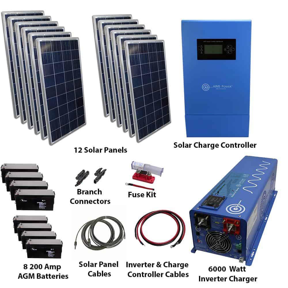 aims power 6000 watt