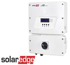 SolarEdge SE7600H HD-Wave Inverter
