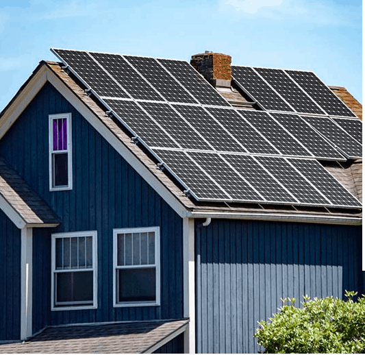 power home solar installer
