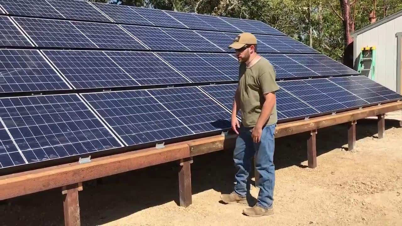 best off grid solar system