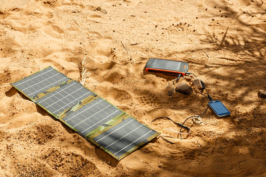 portable solar products