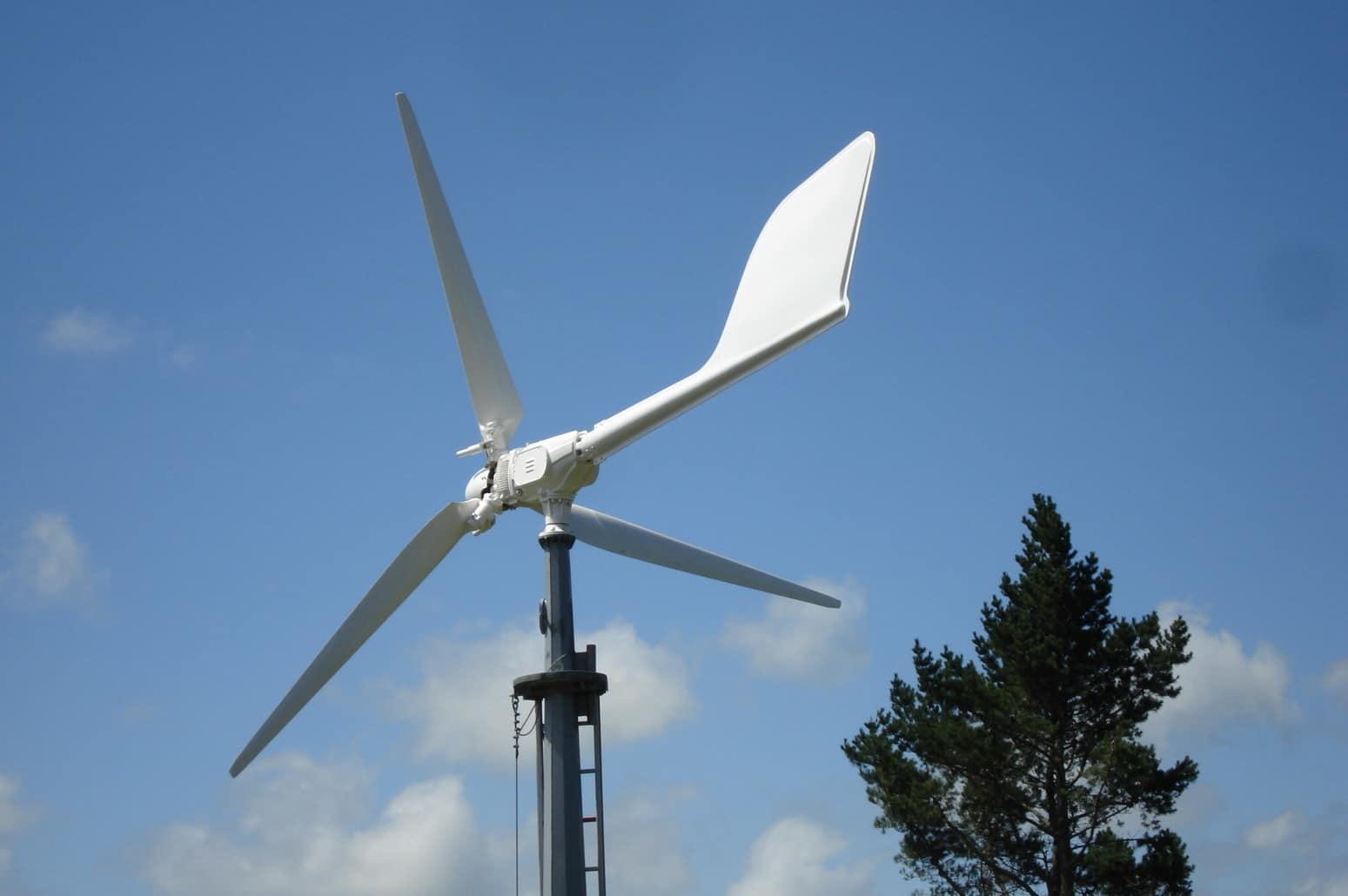 24V ohne Zubeh/ör Wind Generator 1000 Watt Wind Power//Wind Turbine in 24 V or 48 V 1