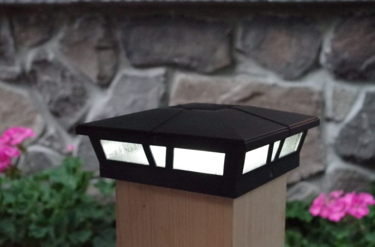 Solar Posts Lights