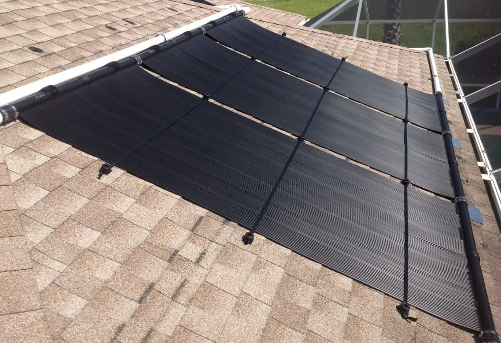 What are Solar Pool Heaters