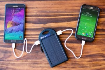 Awesome Solar Powered Portable Chargers