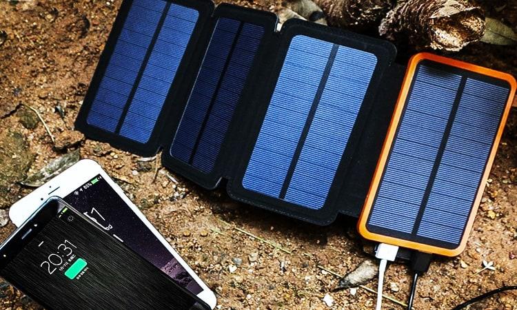 Best Solar Power Banks