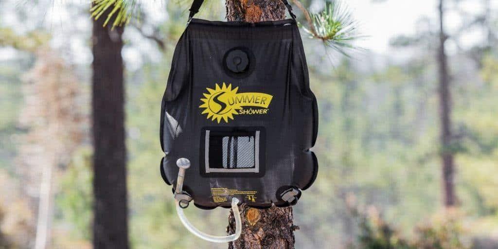 Most Efficient Solar Showers