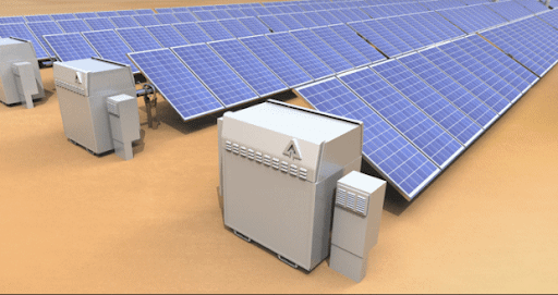 Batteries to Store Solar Energy