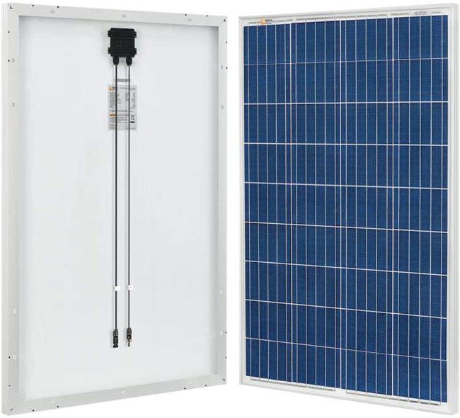 RICH SOLAR 12 Volt Polycrystalline Solar Panel