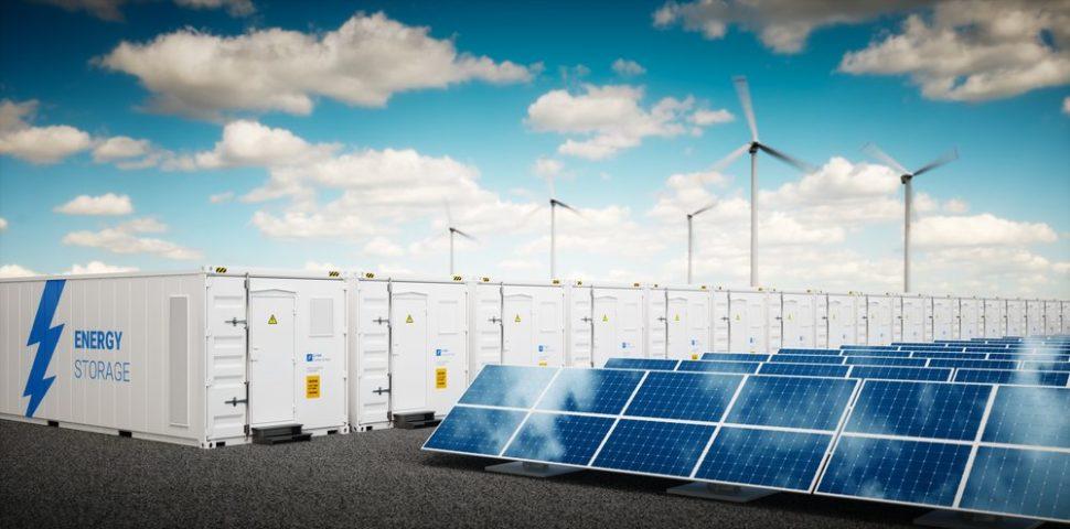 Solar Storage Batteries and Solar Panels