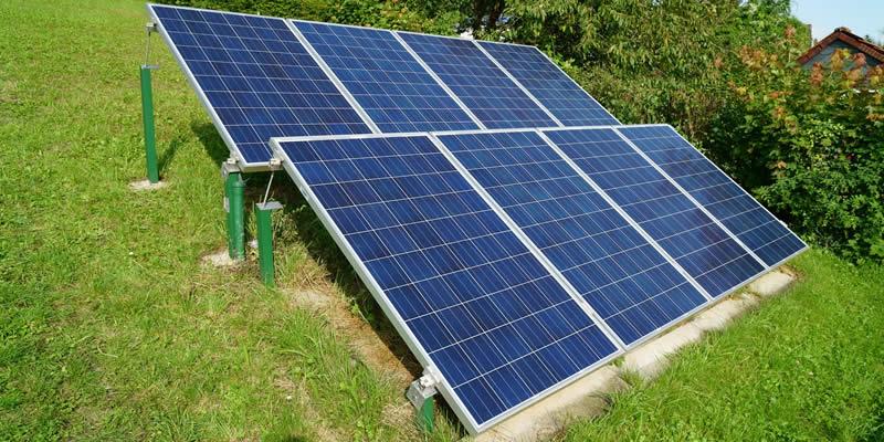 KWh Average Solar Panels
