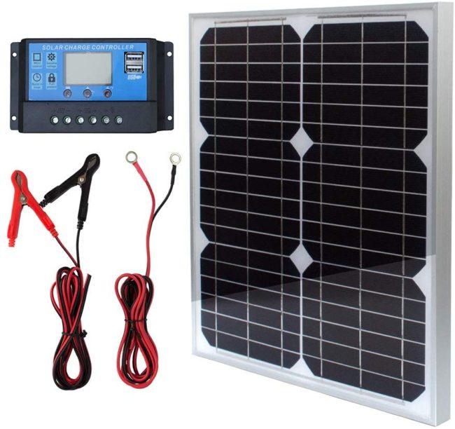 TP-solar Commercial Solar Panel Kit
