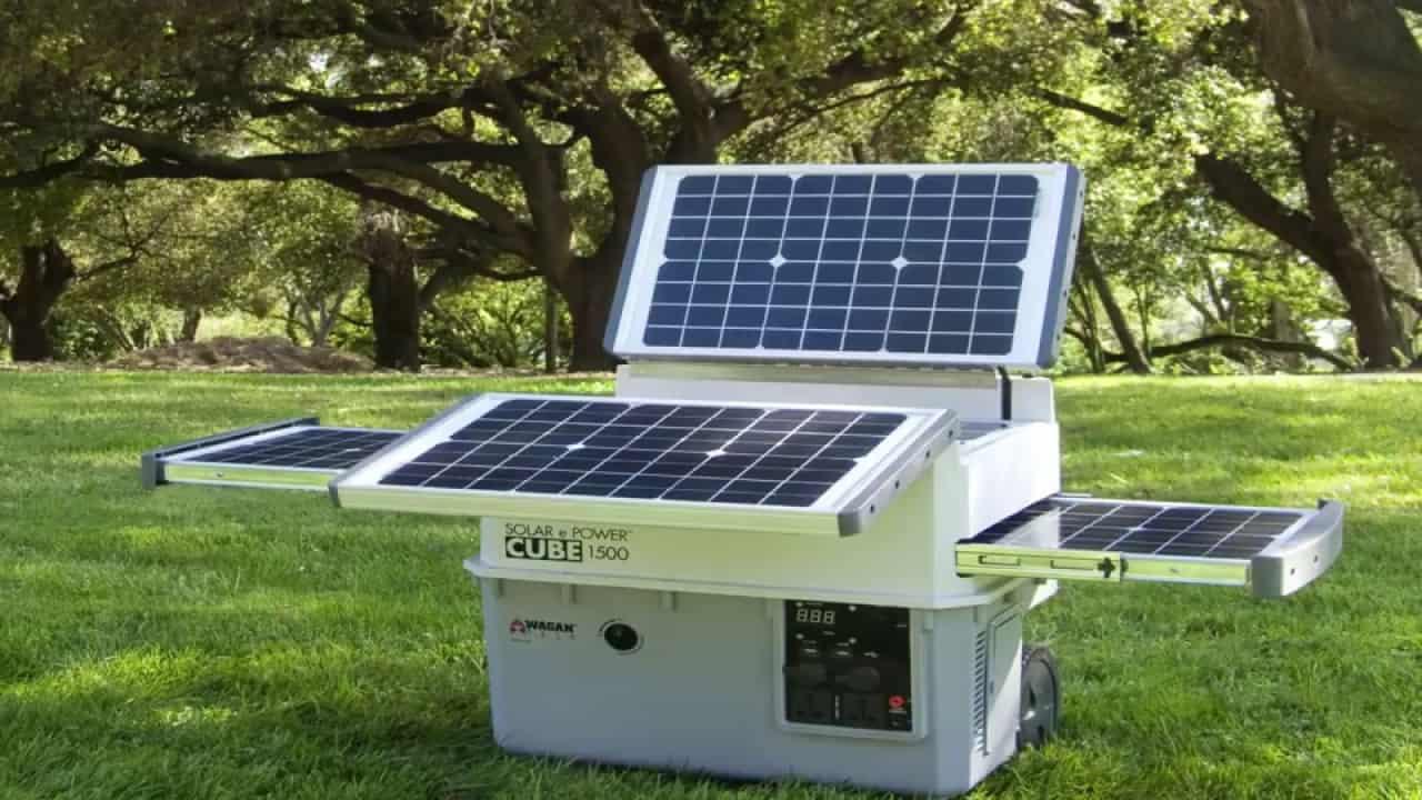 Types of Solar Panels to Consider for Solar Generators