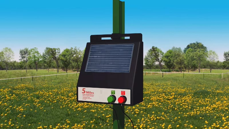 What to Consider When Buying Solar Electric Fence Chargers