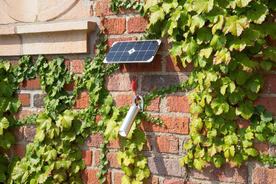 Charging Solar Lights