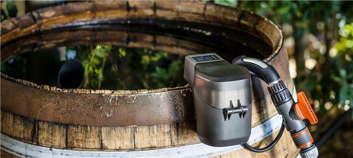 Best Solar Rain Barrel Pump