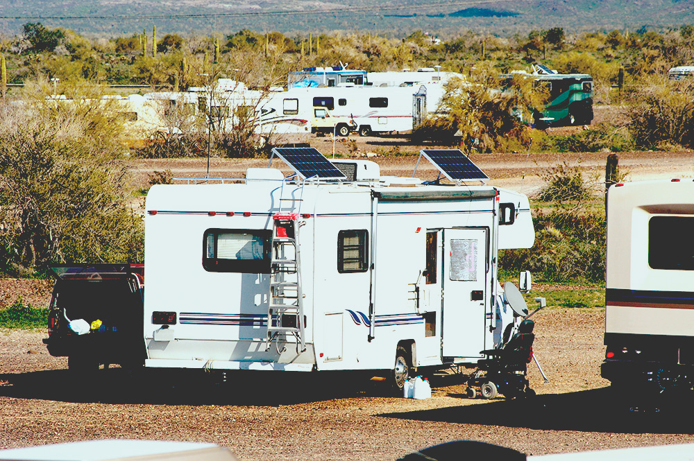 What Is a Good Number of Solar Panels For a Camping Trailer
