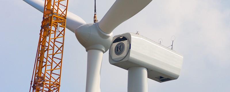 Motor For Wind Turbine