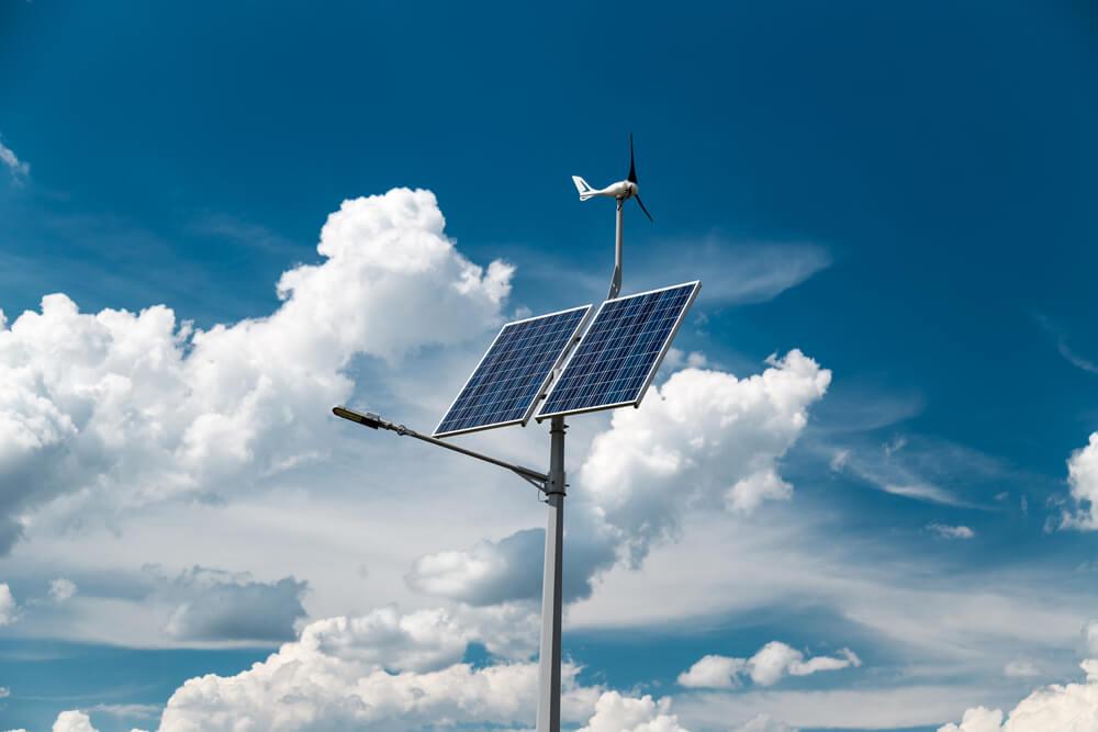 Solar Street Light1