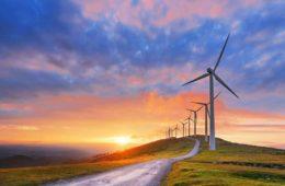 wind turbine motor