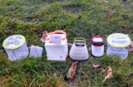 8 Best Solar Camping Lanterns Review in 2020 Buyers Guide
