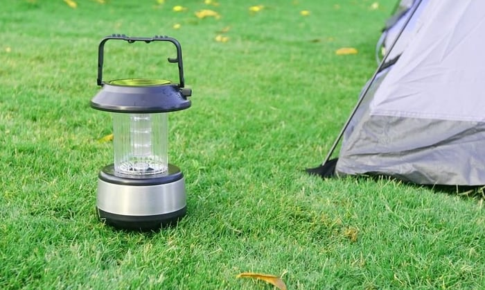 Different Types Of Solar Camping Lanterns