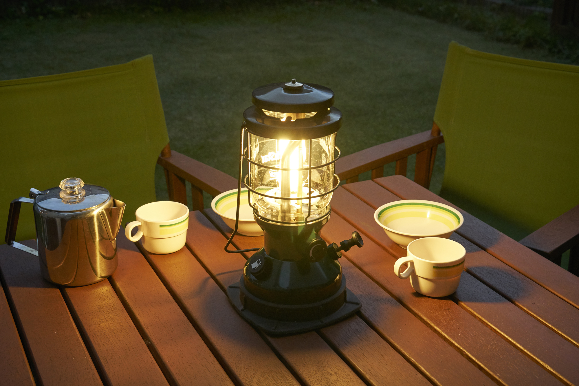 Where Should You Place The Lanterns Around A Campsite