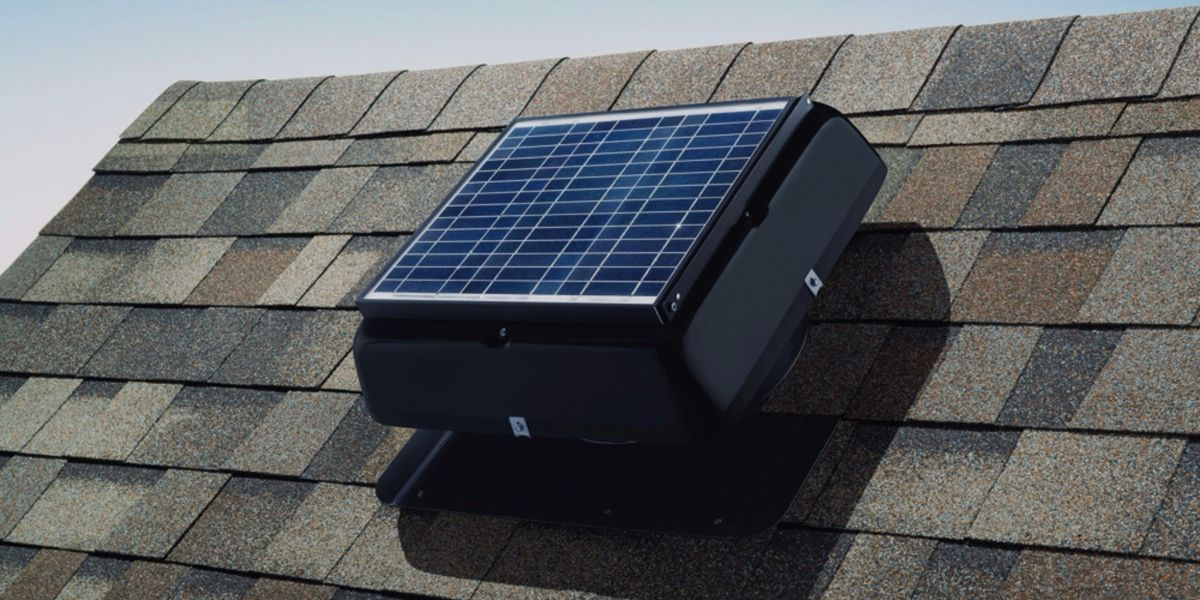 Best Solar Roof Vents