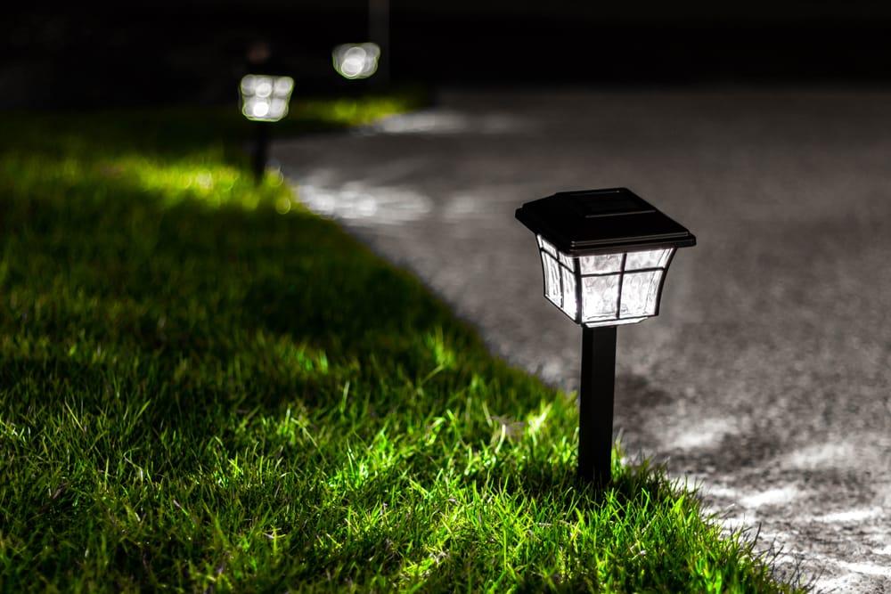 Solar Driveway Lights Semprius
