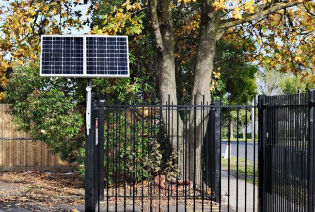 Solar Gate Opener Semprius